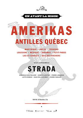 Amerikas – Caraïbes Québec