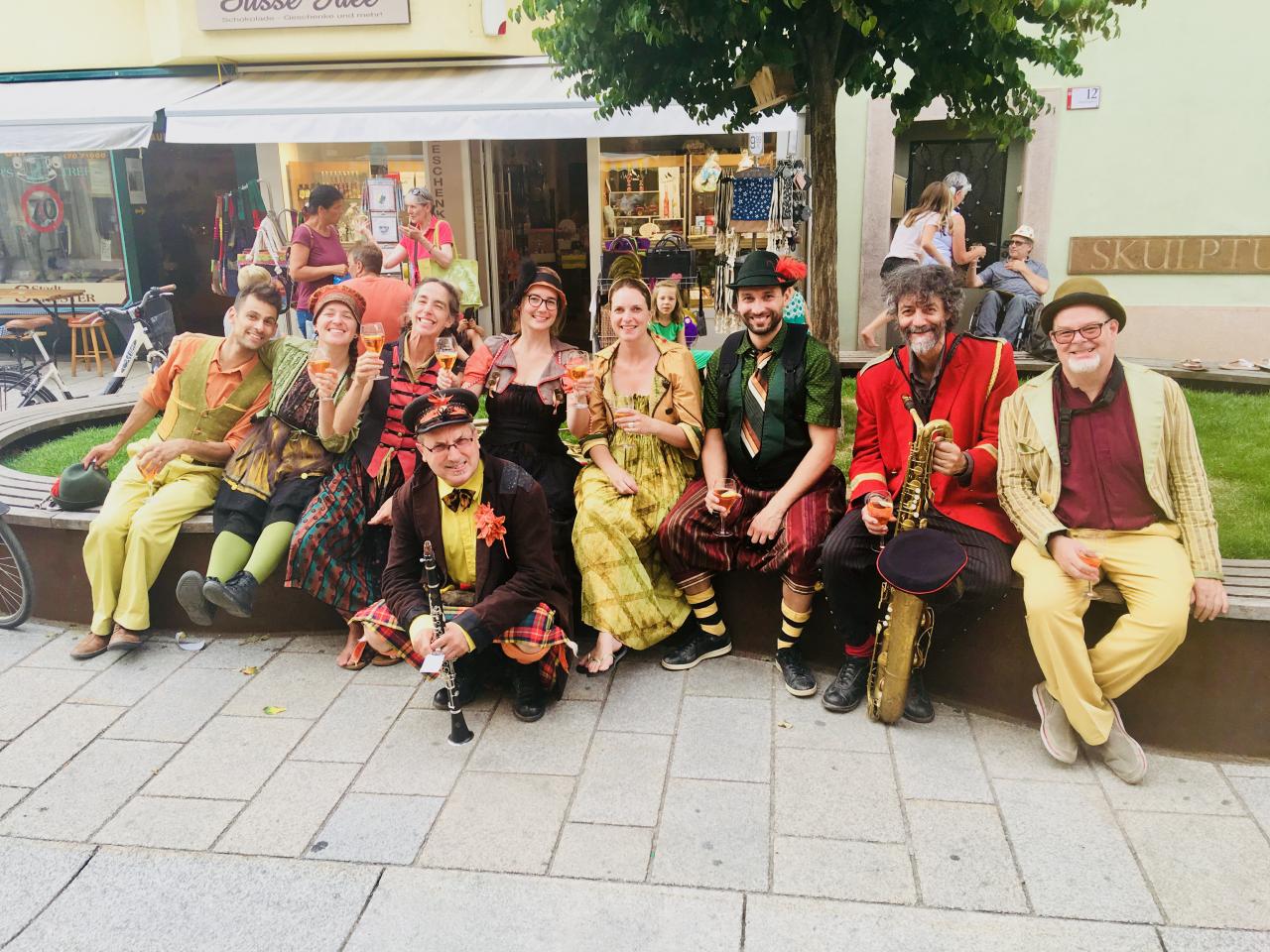 Festival Olala, Lienz, Autriche 2018