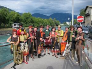 Festival Olala, Lienz, Autriche 2011
