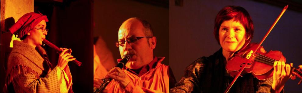 Trio Malka nowell