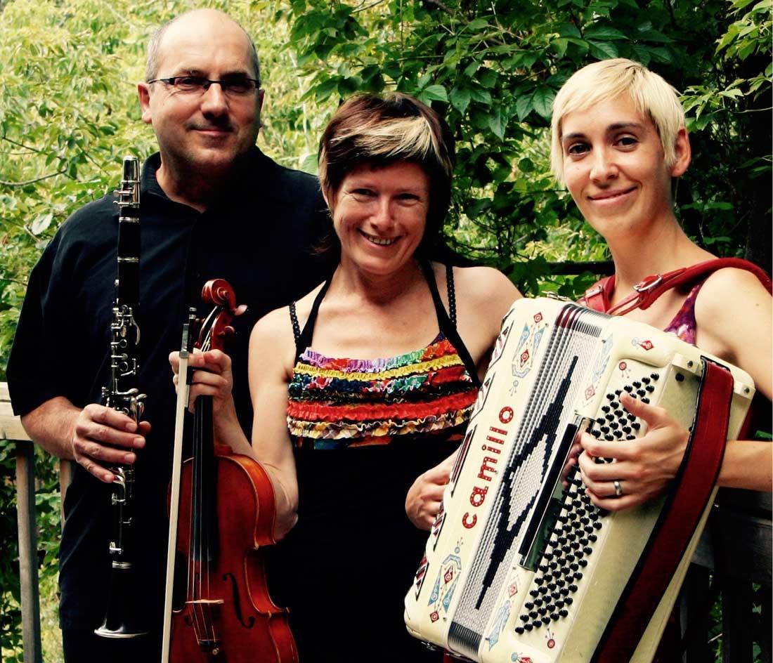 Trio MALKA - musique du monde