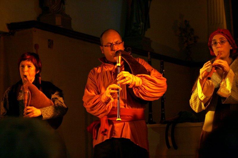 concert de noëls du monde Trio Malka